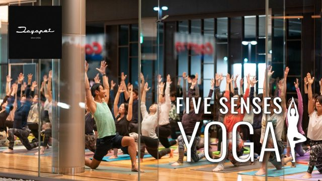 FIVE SENSES YOGA